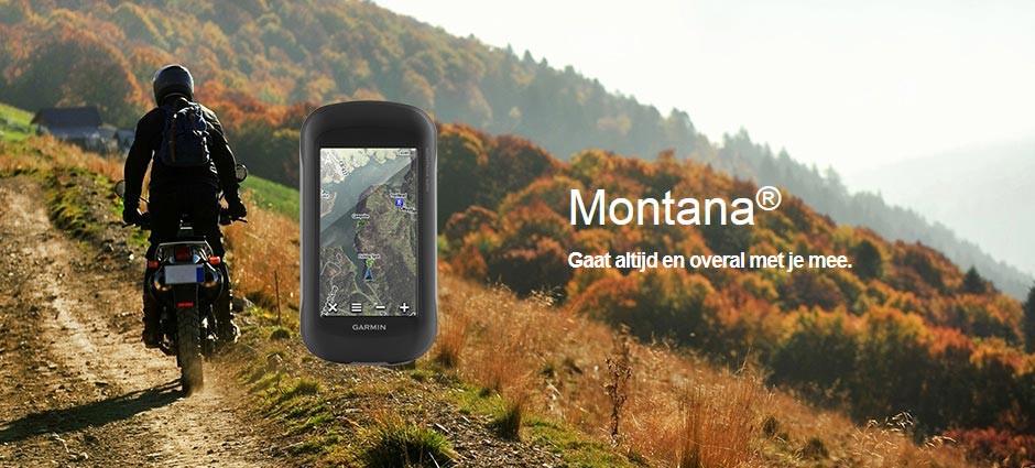 Garmin Montana