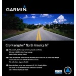 City Navigator® North America NT microSD™/SD™ card