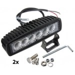LED On/Off-Road Lampenset III