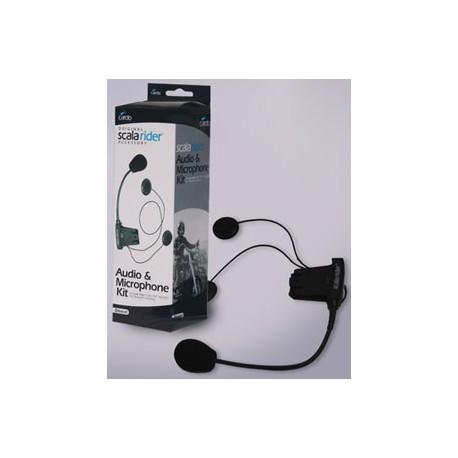 Cardo ScalaRider Headset