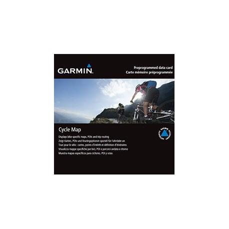Garmin Cycle Map Europe Micro/SD