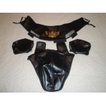GL 1500 Leather Front Protection Cover Set