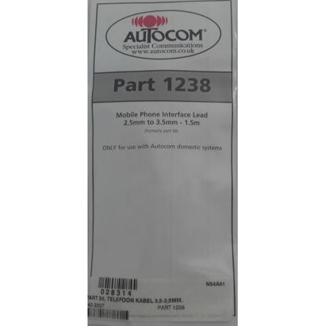 Autocom Part 50 - 1238
