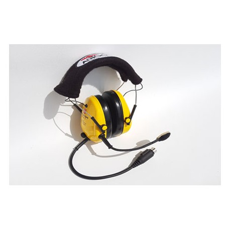 Autocom 7 pin Ear Defender Headset with Microphone Part 2121