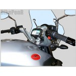 Moto Guzzi Breva - Garmin