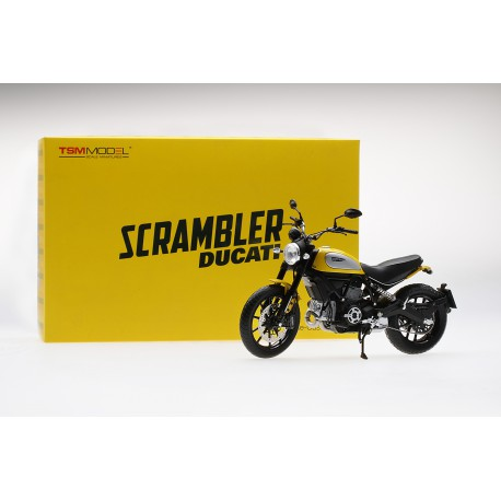 TSM Ducati Scrambler Icon '62 Yellow 1/12