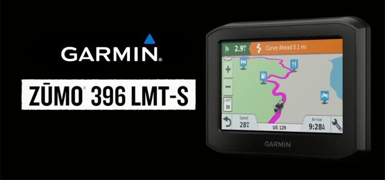 GARMIN Zümo 396 LMT-S
